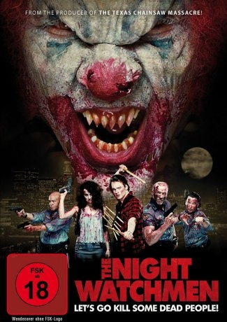La Nuit des clowns tueurs (2017)