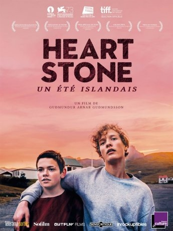 Heartstone - Un été islandais (2017)