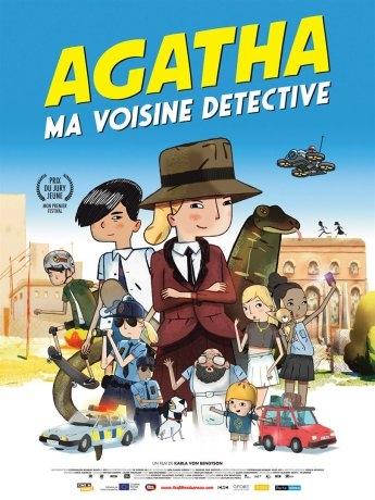 Agatha, ma voisine détective (2018)