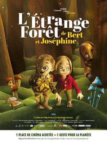 L'Etrange forêt de Bert et Joséphine (2018)