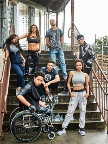 40 Step Up: High Water (2018)