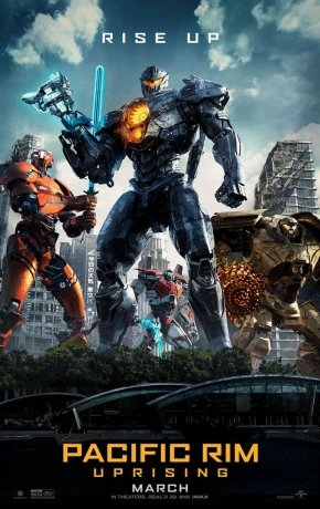 Pacific Rim 2 : Uprising (2018)