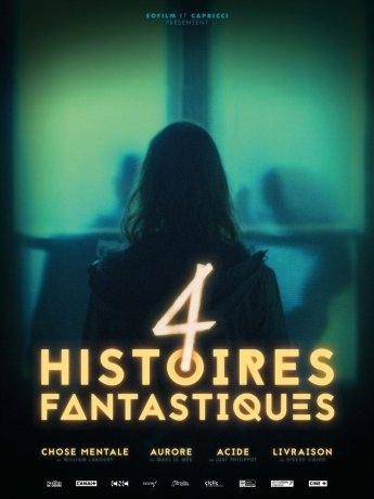 4 Histoires fantastiques (2018)