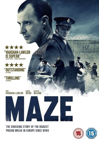 Les évadés de Maze (2018)