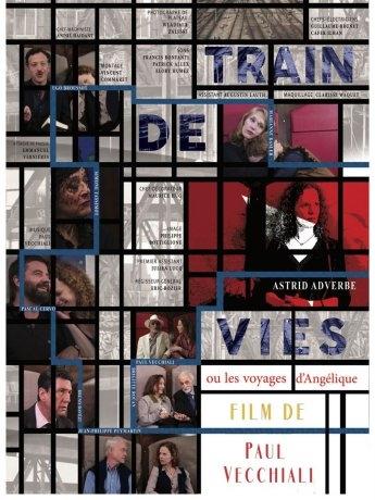 Train de vies ou les voyages d'Angélique (2018)