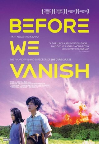 Before We Vanish (2018)
