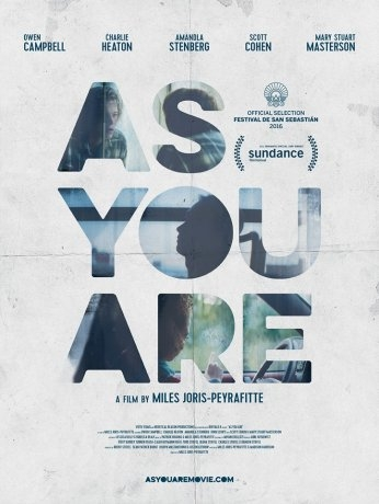 As You Are (2018)