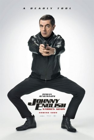 Johnny English 3 : contre-attaque (2018)
