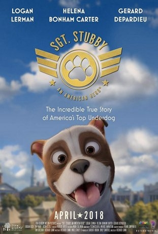 Sgt. Stubby: An Unlikely Hero (2018)