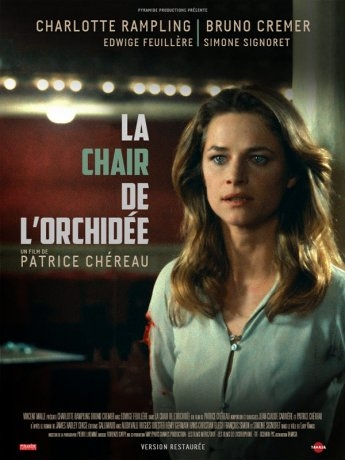 La chair de l'orchidée (2018)