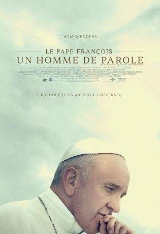 Le pape François : Un homme de parole (2018)