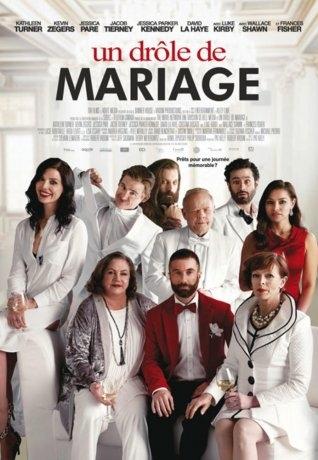 Un drôle de mariage (2018)