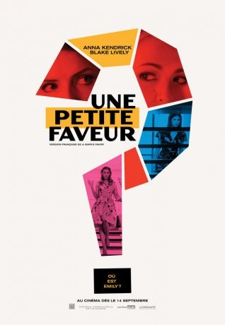 Une petite faveur (2018)