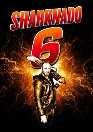 The Last Sharknado 6 : It's About Time (2018)