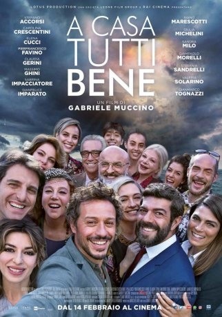 Une Famille italienne (2018)