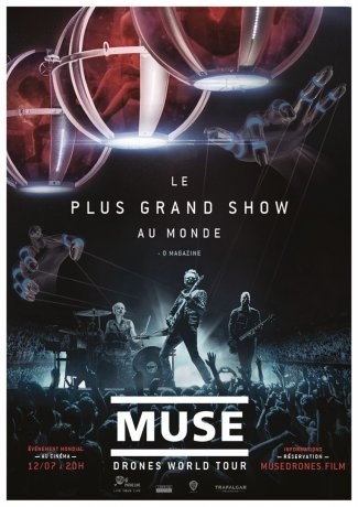 Muse : Drones World Tour (2018)