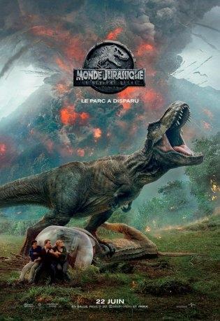 Monde Jurassique : Le royaume déchu (2018)
