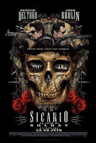 Sicario : Le jour du soldat (2018)