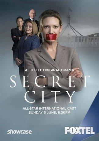 Secret City (2018)