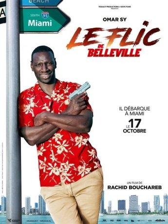Le Flic de Belleville (2018)