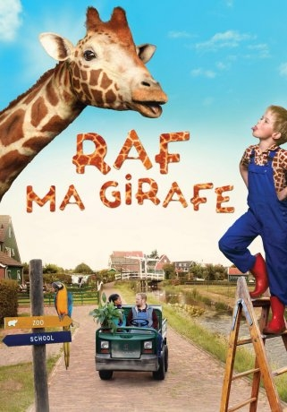 Raf, ma girafe (2018)