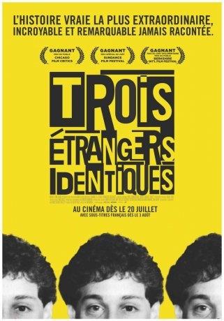 Trois étrangers identiques (2018)