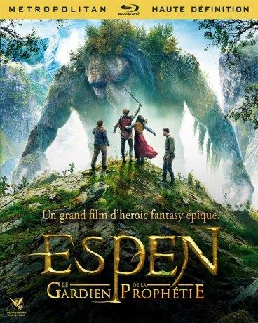 Espen - Le Gardien de la prophétie (2018)