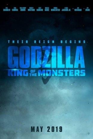 Godzilla : Roi des monstres (2019)