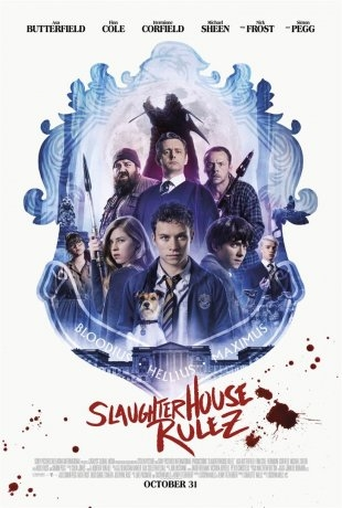 Slaughterhouse Rulez (2018)