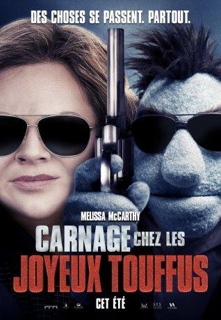 Carnage chez les joyeux touffus (2018)