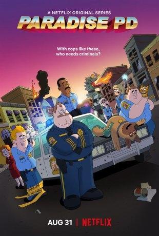 Paradise Police (2018)