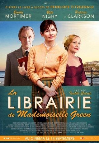 La Librairie de Mademoiselle Green (2018)