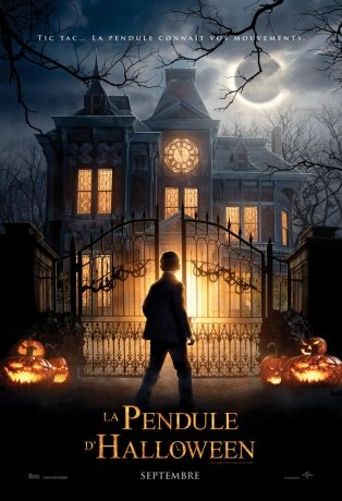La pendule d'Halloween (2018)