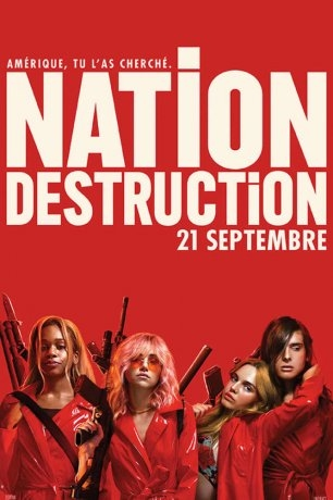 Nation destruction (2018)