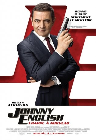 Johnny English frappe à nouveau (2018)