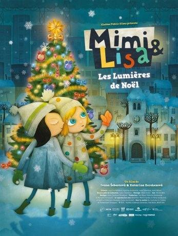 Mimi et Lisa, les lumières de Noël (2018)