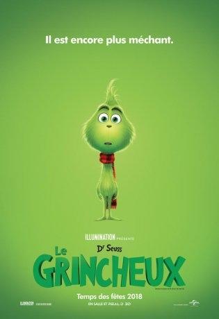 Dr. Seuss Le Grincheux (2018)