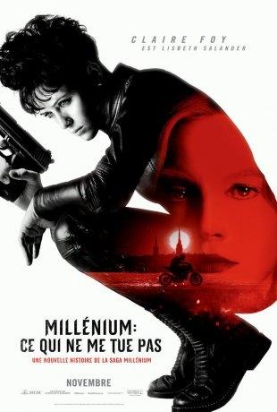 Millénium : Ce qui ne me tue pas (2018)