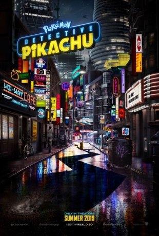 Détective Pikachu (2019)