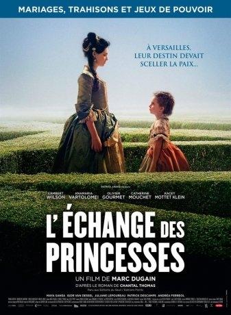 L'échange des princesses (2018)