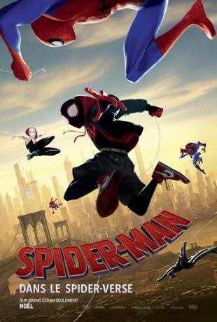 Spider-Man : Dans le spider-verse (2018)