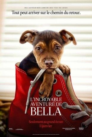 L'incroyable aventure de Bella (2019)