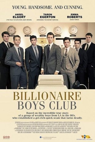 Billionaire Boys Club (2019)