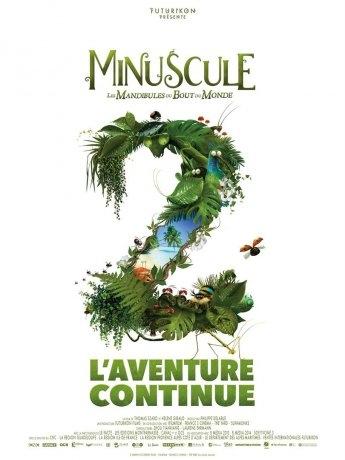 Minuscule 2 - Les Mandibules du Bout du Monde (2019)