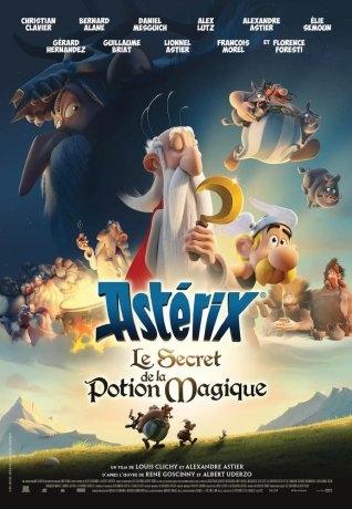 Astérix, le secret de la potion magique (2019)