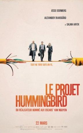 Le projet Hummingbird (2019)