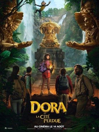 Dora et la Cité perdue (2019)