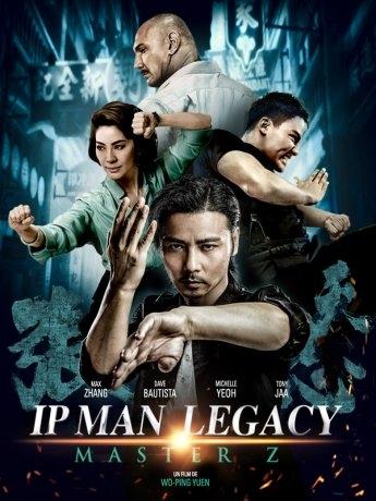 IP Man Legacy : Master Z (2019)
