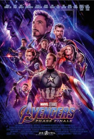 Avengers : Phase finale (2019)