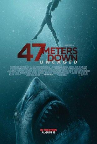 47 Meters Down : Uncaged (2019)
